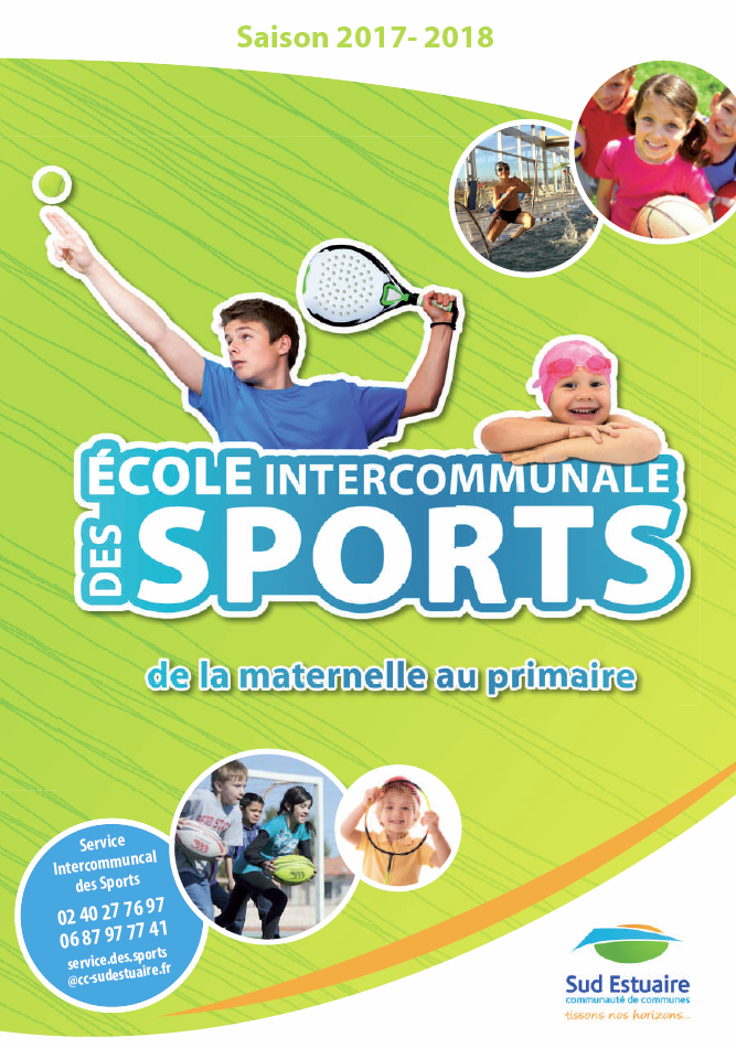 Ecole intercommunale des sports