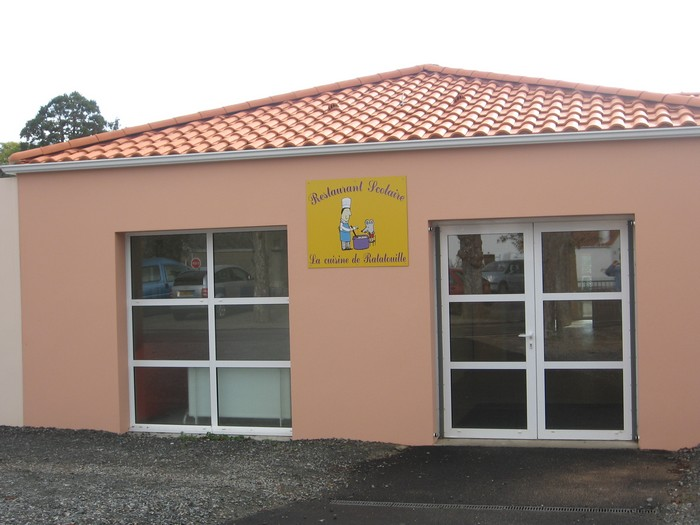 Ecole cantine